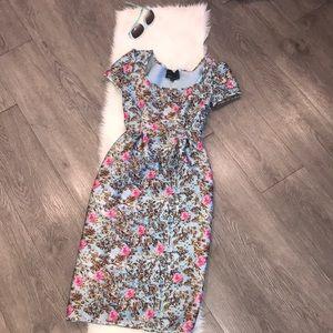 🌸 Cynthia Rowley🌸Short Sleeve Dress